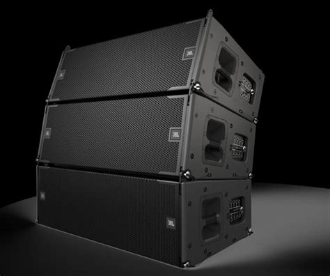Speaker Jbl Line Array new jbl vtx a12 line array loudspeaker from harman professional solutions prosoundweb