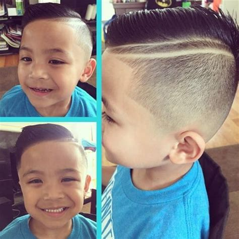 boys haircuts with stripes 20 сute baby boy haircuts