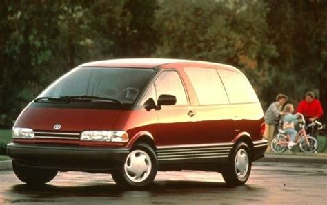 old car repair manuals 1995 toyota previa security system used 1991 toyota previa for sale pricing features edmunds