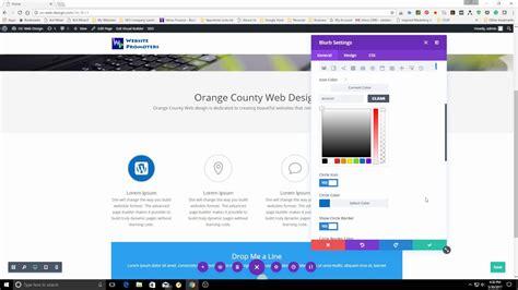 tutorial website wordpress theme divi wordpress theme 2017 beginner introduction tutorial