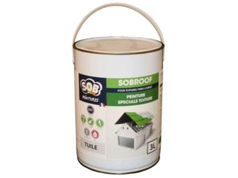 Peindre Des Tuiles Beton by Sobroof Peinture Pour Tuiles Et Fibro Ciment Contact