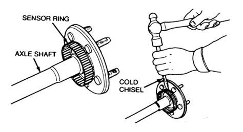 repair anti lock braking 1989 pontiac grand am parking system 2002 ford escort 2 0l mfi sohc spi 4cyl repair guides anti lock brake system tone exciter