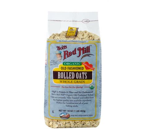 regular rolled oat 2kg organic regular rolled oats bob s mill foods