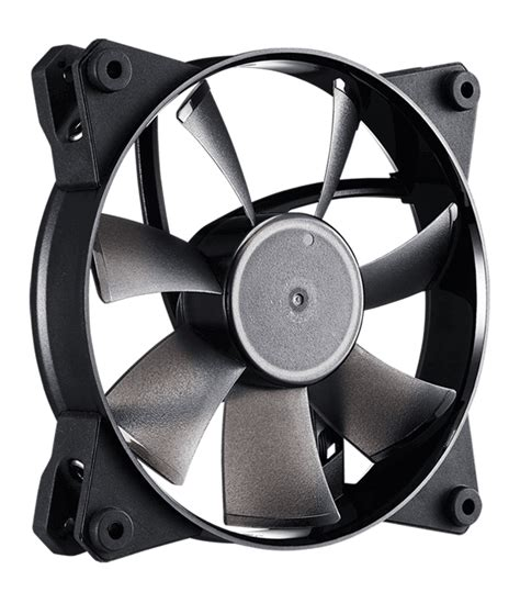 cooler master fan masterfan pro 120 air flow cooler master