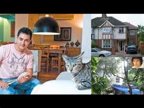 Aamir Khan Home Actor Aamir Khan S Beautiful House In Mumbai Youtube