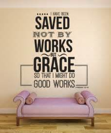 bible verse stickers for walls ephesians 2 9 10 i have bible verse wall decal quotes
