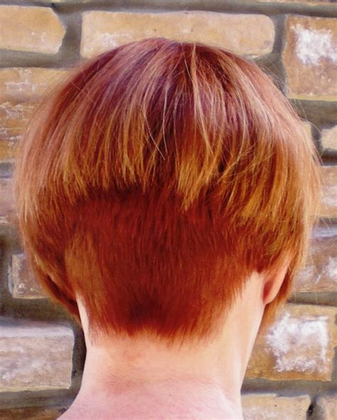 short aline bob back view hairstyles pinterest aline aline hairstyles pictures short hairstyle 2013
