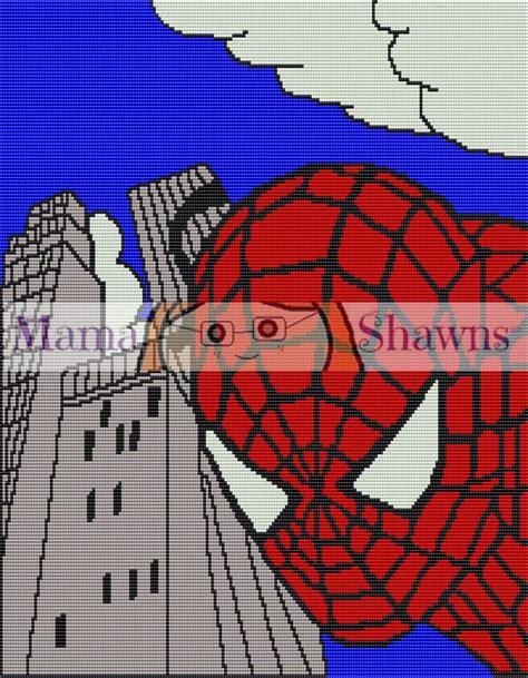 spiderman graphghan pattern 267 best graphgans images on pinterest crochet