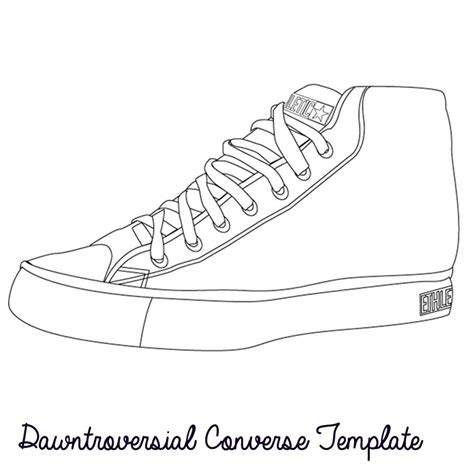 Design Your Own Trainers And Win by Dawntroversial Converse Template Design Your Own At Www