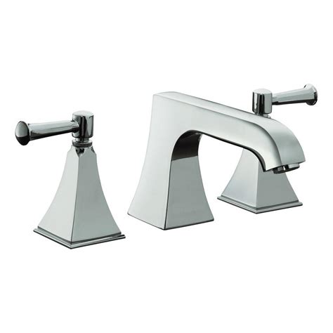 Kohler Bathroom Shower Faucets Kohler Memoirs 8 In 2 Handle Bathroom Faucet In Polished Chrome With Stately Design And Lever