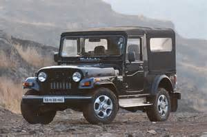 Most Comfortable Car India Mahindra Thar Review Crde Cars First Drive Suv