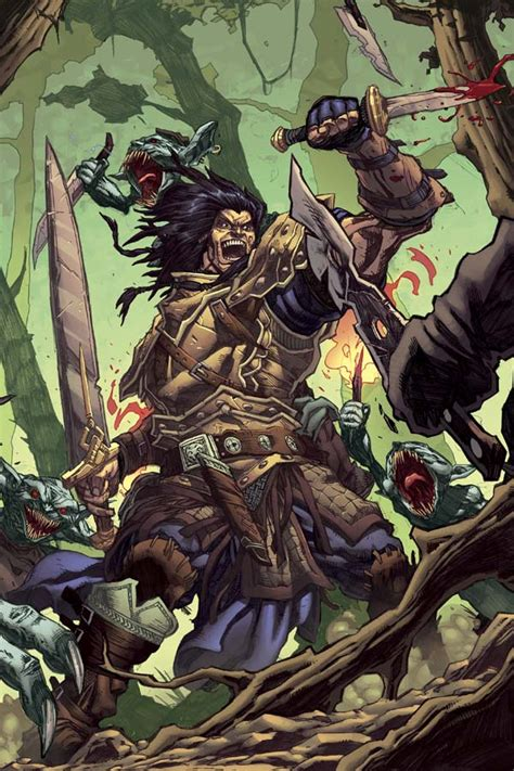 pathfinder roleplaying ultimate wilderness books pathfinder 1 preview rpg to comics craveonline