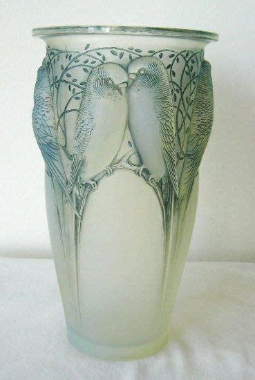 lalique bird vase rene lalique vase with birds c 1924 breathtaking