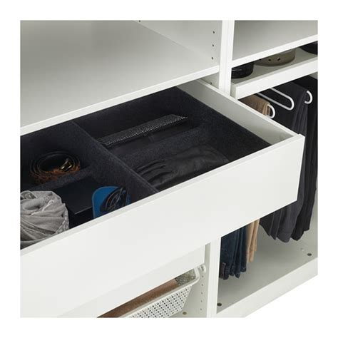 Pax Drawers by Komplement Drawer White 100x58 Cm