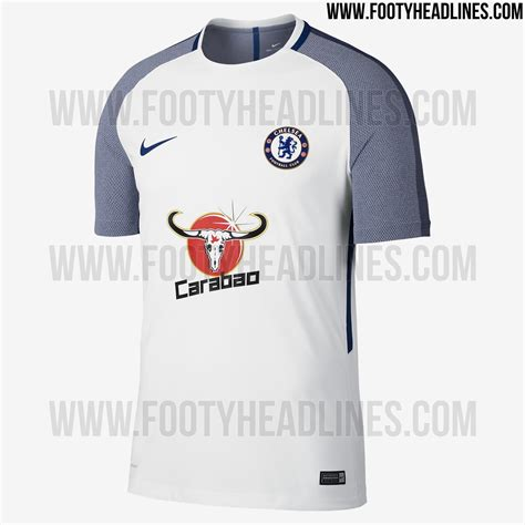 Exclusive Nike Chelsea 17 18 Vapor Aeroswift Jersey Leaked Footy Headlines Nike Vapor Shirt Template