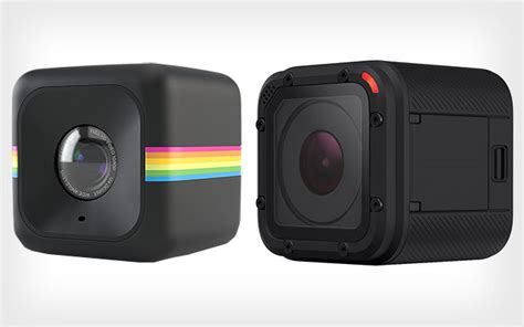 Gopro Cube speak your mind polaroid sues gopro claims its cube design was stolen