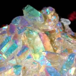 aura crystals rainbow angel aura quartz crystal the witch of walkerville