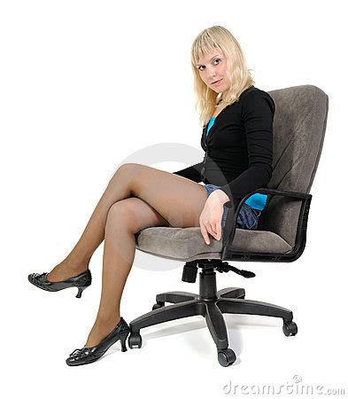 woman in an armchair the women sitting in an armchair stock photography image 16140402