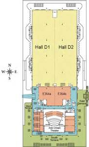 Mccormick Place Floor Plan by Mccormick Place Chicago Illinois