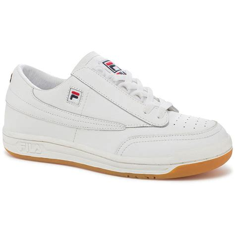 fila shoes fila quot original tennis quot sneakers white gum s athletic