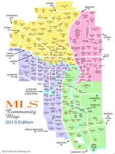 calgary communities mls map search listing realtors