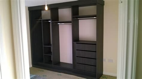 Fitted Wardrobe Internals by Our News Fitzpatrick S Fitted Bedrooms