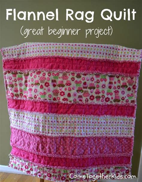 Rag Quilt Materials Needed by Owl You Need Is Crafts How To Make An Easy Flannel Rag