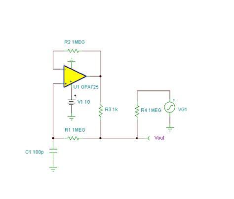 capacitor circuit simulator capacitance multiplier circuit simulator 28 images multiplier of capacitor circuit