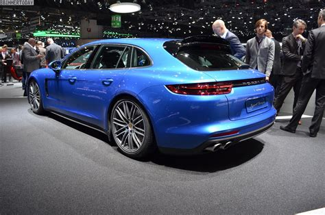 porsche sports car porsche panamera sport turismo unveiled in geneva i new cars