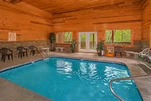 gatlinburg cabins with indoor pools for rent elk springs