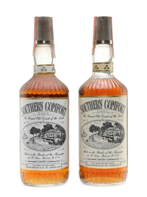 southern comfort classification southern comfort lot 22354 whisky auction whisky