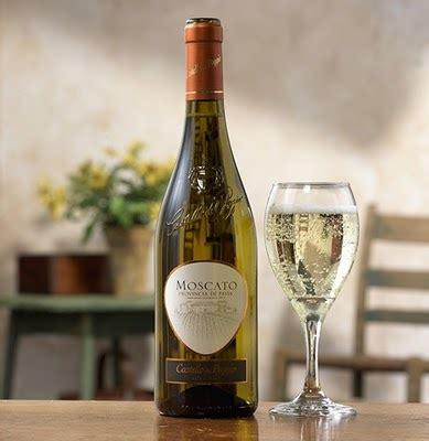 olive garden wines moscato