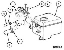 service manual how to replace 1997 lincoln continental service manual how to replace 1998 lincoln continental steering belt solved drive belt