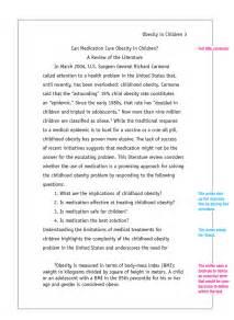 Exle Academic Essay by Sle Apa Paper Word Doc Serversdb Org