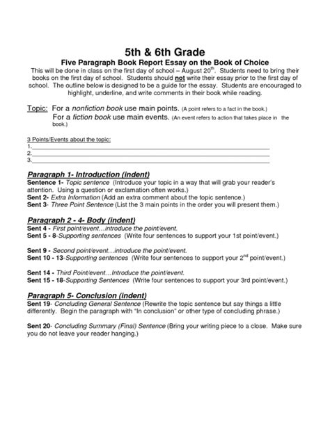 Essay 6th Grade by College Essays College Application Essays 6th Grade Persuasive Essay Exles