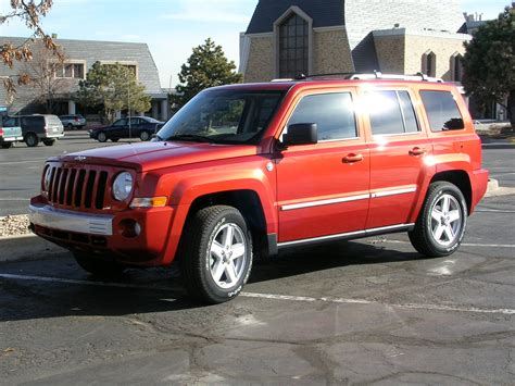 patriot jeep 2010 2010 jeep patriot a true road vehicle fuel effecient