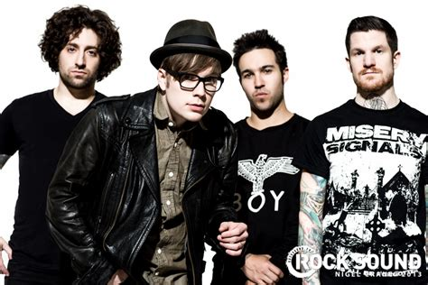 Fall Out Boy Got Streamed Live by Fall Out Boy S Journey To Authenticity Pic Issues In