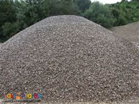 gravel and sand for sale muntinlupa city