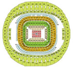 Mercedes Superdome Football Seating Chart Sports Travel For Individuals And Corporate Groups