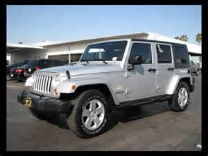 2011 jeep wrangler unlimited 4 door hardtop