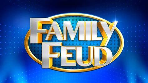 Family Feud Channel Ten Network Ten What Is A Family Feud