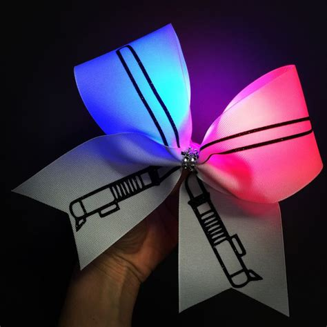 wars light up 25 best ideas about softball hair bows on