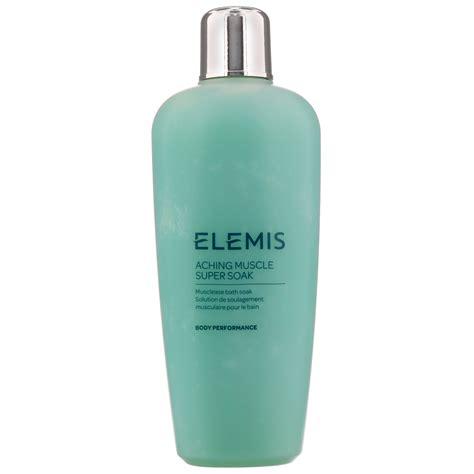 Elemis Detox Ingredients by Elemis Performance Aching Soak 400ml