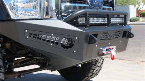 2011 Up Ford Superduty Bumpers ADD Offroad