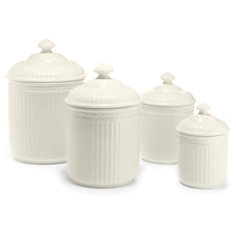 buy italian countryside 4 canister set at