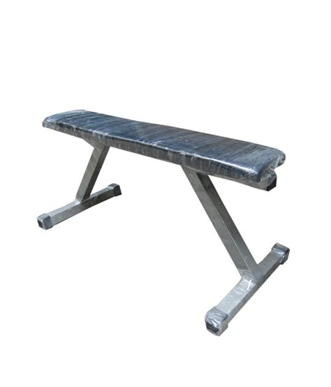 weightlifting bench i fit weight lifting flat bench buy online at best price