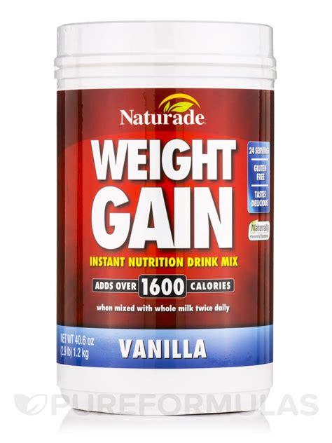 Weight Gain Buy Products weight gain powder vanilla 40 6 oz 2 9 lb 1 2 kg