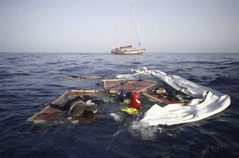 refugee boat cyprus 16 drown 30 missing as refugee boat sinks off north
