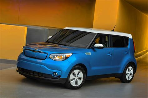 Soul Kia Electric Average Fuel Economy Of Kia Vehicles To Rise 25 By 2020