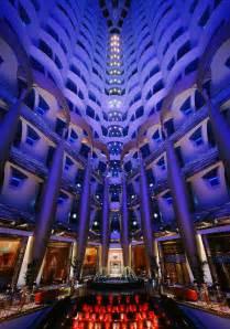 burj al arab interior void matters architecture middle east burj al arab